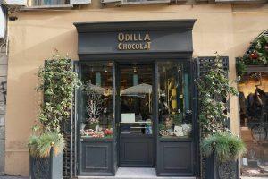 Odilla Chocolat Milan